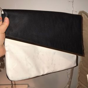 New Look XL Clutch Handbag with Strap